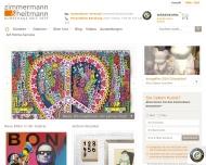 Website Zimmermann & Heitmann