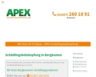 Bild Webseite  Bergkamen