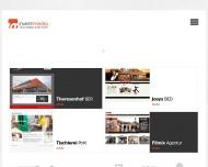 Bild Webseite inventmedia Berlin