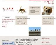 Bild Killfix Schädlingsbekämpfung