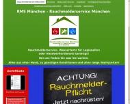 Bild Webseite Rauchmelderservice München München