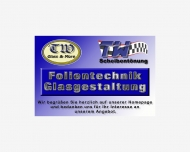 Bild Webseite TW Glass & More Trebur