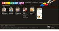 Bild Webseite Art-Academy Aachen Aachen