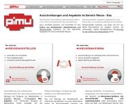 Bild Webseite pimu UG Magdeburg