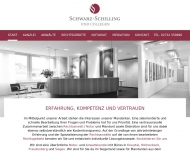 Website Schwarz-Schilling
