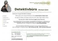 Bild Detektivbüro Zahn Halle