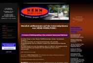 Website HENN Mobilfunk