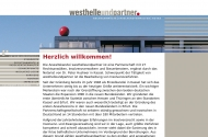 Bild Webseite westhelleundpartner Köln