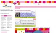 Bild Webseite Longericher Reisebüro Gesellschaft Köln