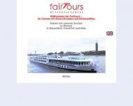 Bild Webseite Fairtours Business Express Köln