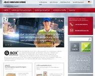 alexbreuer.de - Gefahrgutverpackungen von ALEX BREUER GmbH