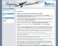 Bild Webseite APF Australien-Pazifik-Fernreisen Frankfurt