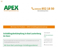 Website APEX
