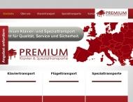 Bild Webseite Premium Essen