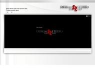 Bild Webseite DESIGN STUDIO 22 Darmstadt