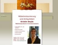 Bild Möbelrestaurierung & Antiquitäten Kristin Deyle