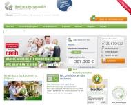 Bild Webseite Baufinanzierungspool24 Heilbronn