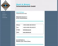 Bild Dust & Braun Sicherheitstechnik GmbH