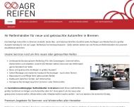 Website AGR Reifen