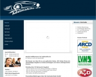 Website Adelmobile KFZ AN & Verkauf
