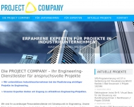 Website PROJECT COMPANY