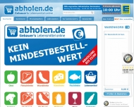 Website Abholen