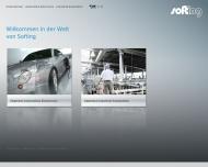 Bild Webseite Softing Messen & Testen Reutlingen