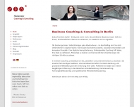 Website Flöckemeier Coaching & Consulting