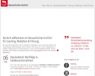 Bild Hanseatisches Institut für Coaching, Mediation & Führung