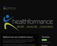 Bild healthformance