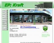 Website EP: Kraft