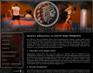 Bild Webseite Ozuye Dojo Freiburg Freiburg im Breisgau