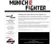 Bild Munich-Pro-Fighter e.V. - Standort Ramersdorf-Perlach