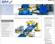 Bild Gpa-jakob GmbH & Co. Pressenautomation Kg