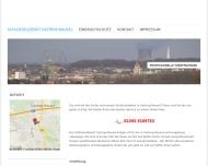 Bild Webseite  Castrop-Rauxel