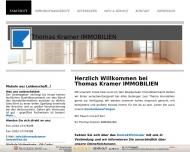 Website Thomas Kramer IMMOBILIEN