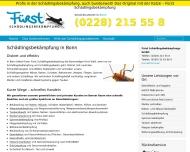 Bild Fürst Schädlingsbekämpfungs GmbH