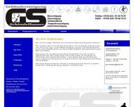 Website Gebäudereinigung Schindelhauer