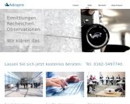 Bild Adcopro - Wirtschaftsdetektei und Consulting
