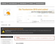 Website KEA-Tours