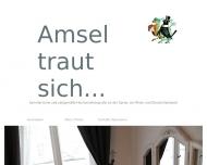 Bild Webseite Hochzeitsfotografie Berlin, Amsel traut sich... Berlin