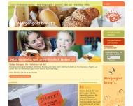 Website Morgengold Frühstücksdienste Bad Kreuznach