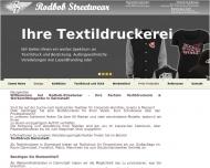 Bild Rodbob Streetwear - Textildruck & Werbemittel Darmstadt