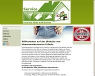 Website Hausmeisterservice Ulferts
