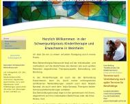 Bild Physiotherapiepraxis Weinheim