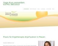 Bild Ergotherapie Anja Taubner