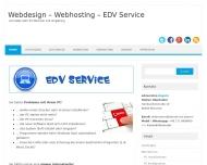 Bild Webseite Stefan Oberhuber - EDV Service | Webdesign München