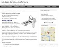 Bild Schlüsseldienst Aschaffenburg Schlauf