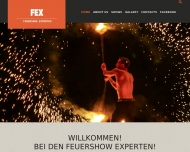 Bild Feuershow Experten - Feuershow in Berlin und München