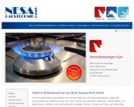 NESA-Haustechnik GmbH Ihr Spezialtist f?r Sanit?r, Heizung und Klima